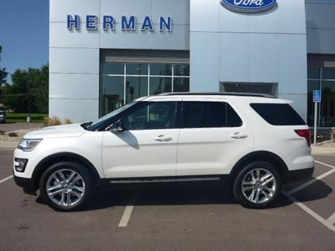 2017 Ford Explorer for sale in Luverne, MN