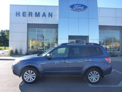 2013 Subaru Forester for sale in Luverne, MN