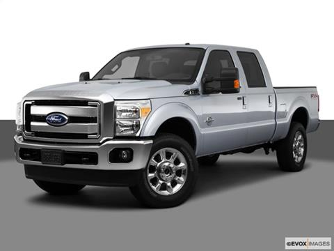2011 Ford F-350 Super Duty for sale in Luverne, MN