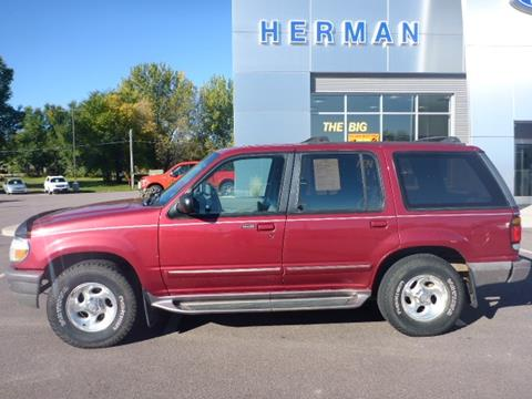1996 Ford Explorer for sale in Luverne, MN