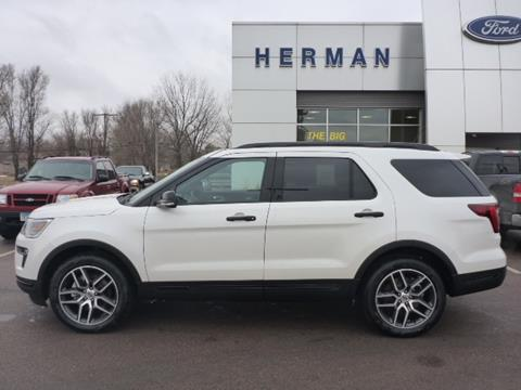 2018 Ford Explorer for sale in Luverne, MN