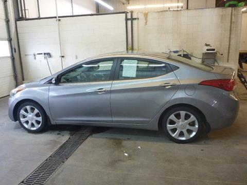 2013 Hyundai Elantra for sale in Luverne, MN