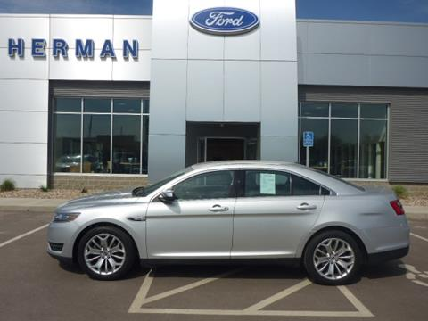 2016 Ford Taurus for sale in Luverne, MN