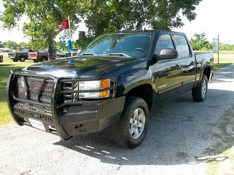 2010 GMC Sierra 1500 for sale at Hartman's Auto Sales in Victoria TX