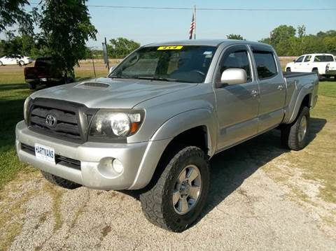 2007 Toyota Tacoma for sale at Hartman's Auto Sales in Victoria TX