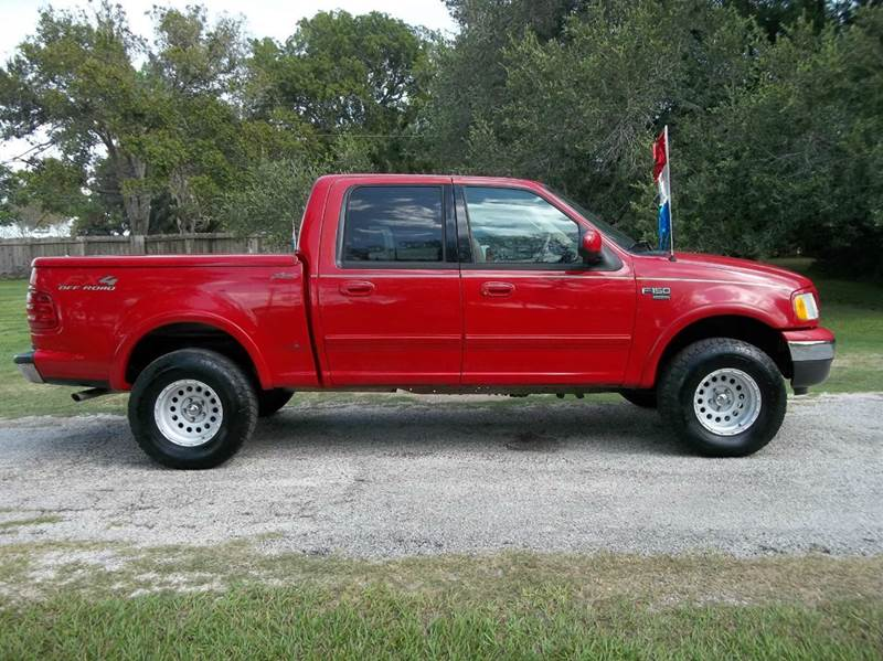 2003 ford f-150 4dr supercrew lariat 4wd styleside sb in victoria tx