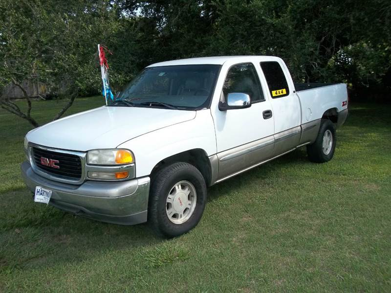 2000 Gmc Sierra 1500 Slt 3dr 4wd Extended Cab Sb In Victoria