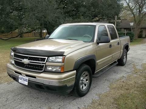 2006 Chevrolet Silverado 1500 for sale at Hartman's Auto Sales in Victoria TX