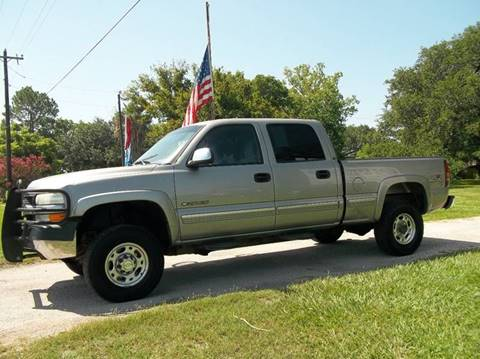 Used Chevy 2500 For Sale >> Used Chevrolet Silverado 2500hd For Sale In Victoria Tx