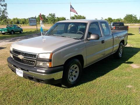 2007 Chevrolet Silverado 1500 Classic for sale at Hartman's Auto Sales in Victoria TX