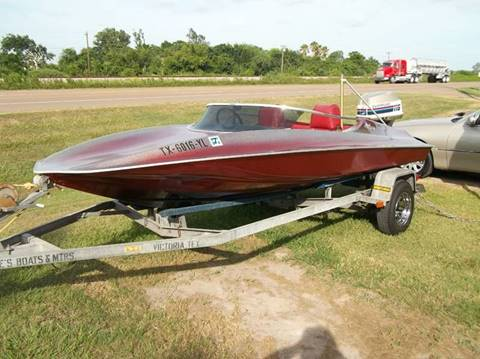 1978 Hydrosteam Viper for sale at Hartman's Auto Sales in Victoria TX