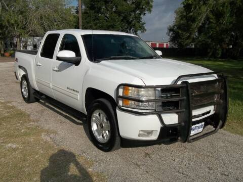 2009 Chevrolet Silverado 1500 for sale at Hartman's Auto Sales in Victoria TX