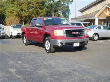 2007 GMC Sierra 1500 for sale in Graham, NC