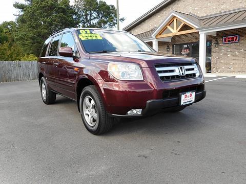 2007 Honda Pilot for sale in Graham, NC