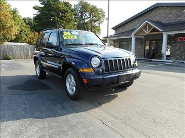 2006 Jeep Liberty for sale in Graham, NC