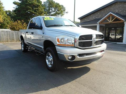 2006 Dodge Ram Pickup 2500 for sale in Graham, NC