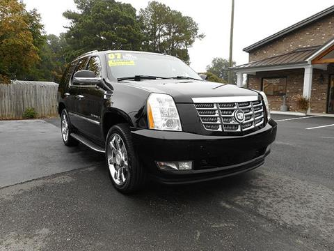 2007 Cadillac Escalade for sale in Graham, NC
