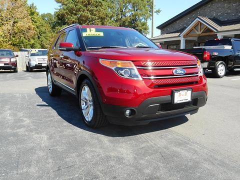 2013 Ford Explorer for sale in Graham, NC