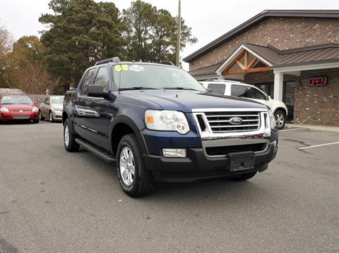 2008 Ford Explorer Sport Trac for sale in Graham, NC