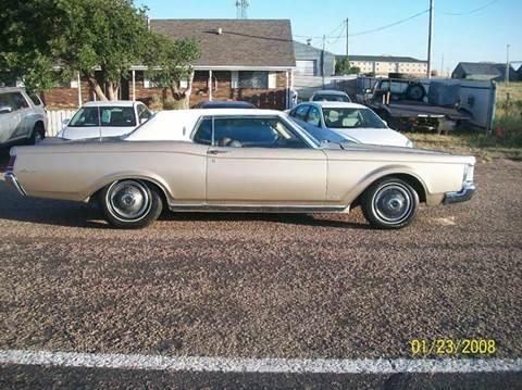1969 Lincoln Continental For Sale - Carsforsale.com®
