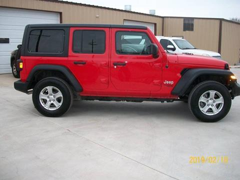 2019 Jeep Wrangler Unlimited for sale in Amarillo, TX