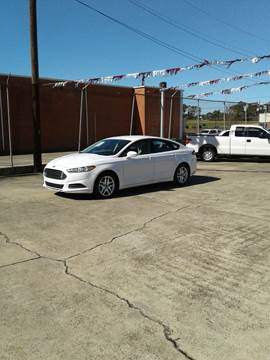 2013 Ford Fusion for sale in Hattiesburg, MS