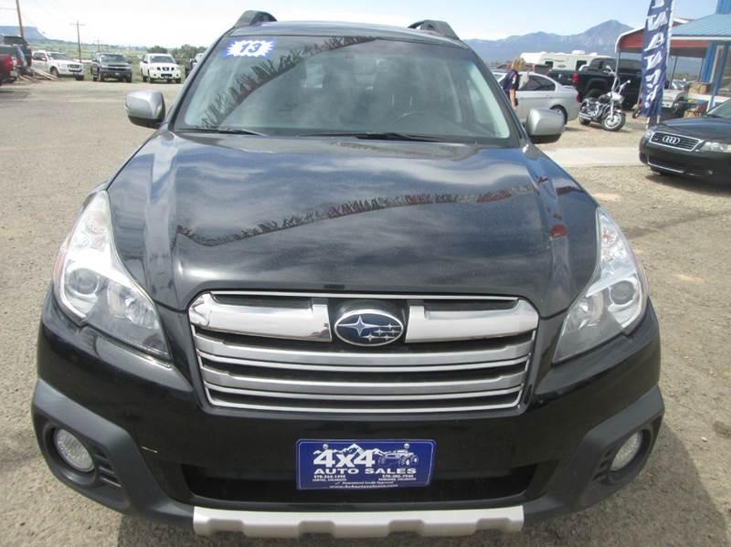 2013 Subaru Outback AWD 2.5i Limited 4dr Wagon - Cortez CO