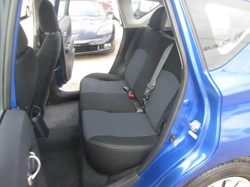 2015 Nissan Versa Note SV 4dr Hatchback - Cortez CO