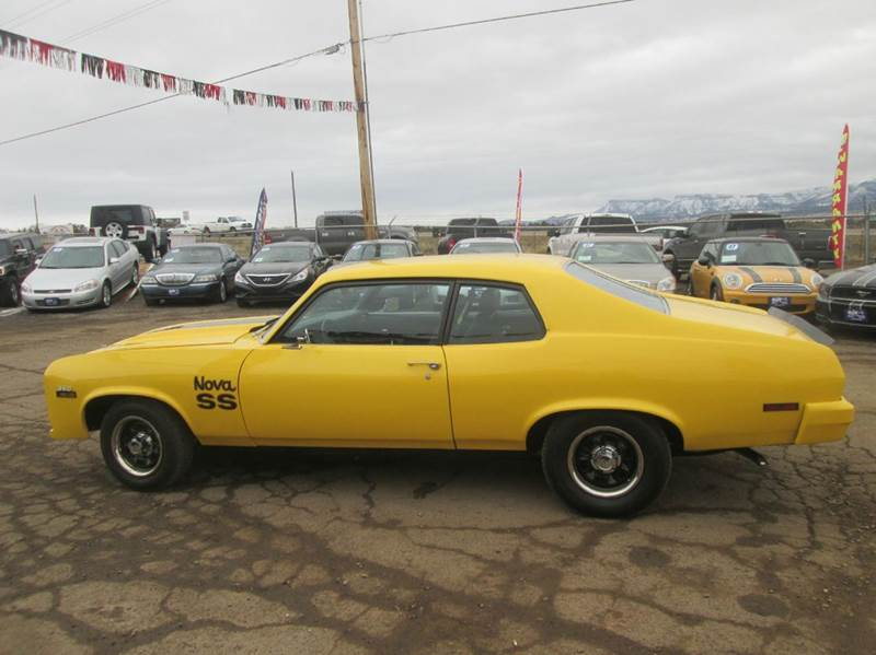1974 Chevrolet Nova SS - Cortez CO