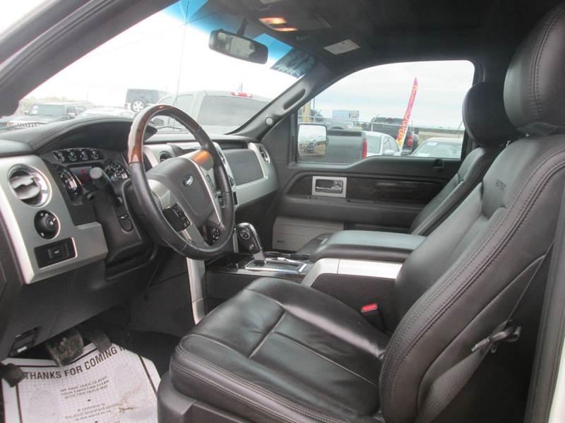 2013 Ford F-150 4x4 Platinum 4dr SuperCrew Styleside 5.5 ft. SB - Cortez CO