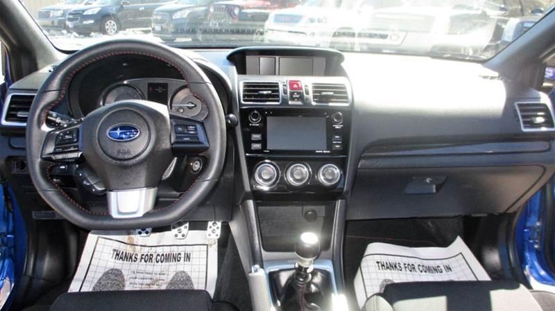 2016 Subaru WRX AWD Premium 4dr Sedan 6M - Cortez CO