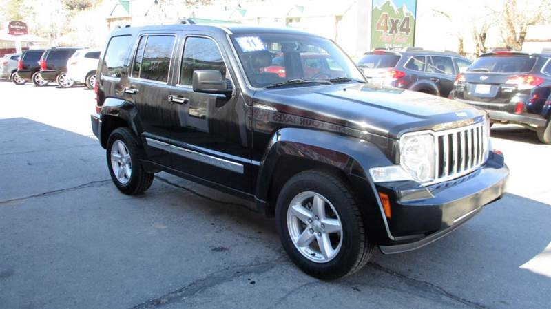 2011 Jeep Liberty 4x4 Limited 4dr SUV - Cortez CO