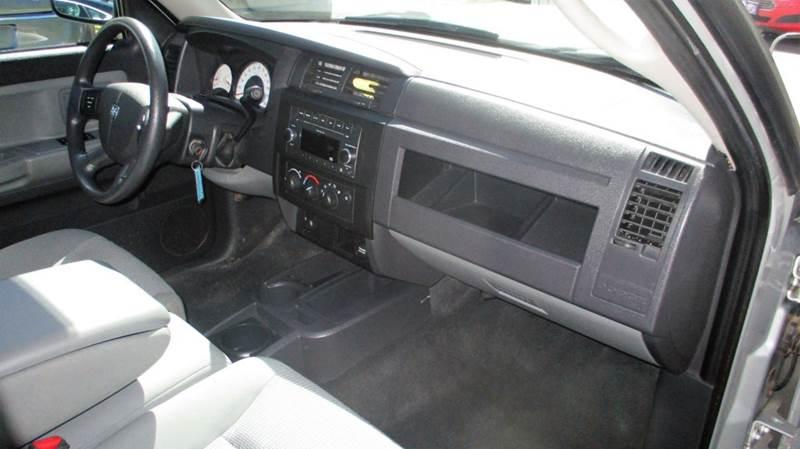 2010 Dodge Dakota 4x4 Big Horn 4dr Extended Cab - Cortez CO