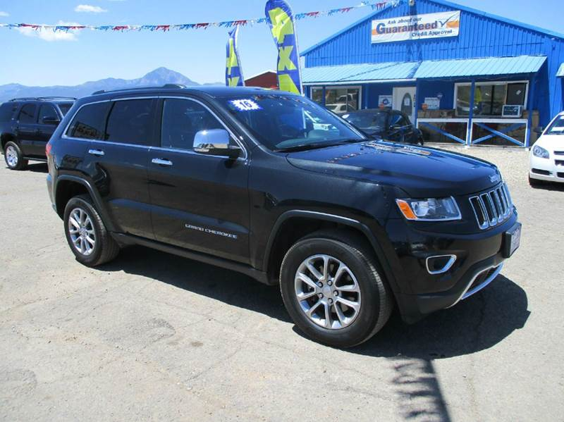 2016 Jeep Grand Cherokee 4x4 Limited 4dr SUV - Cortez CO