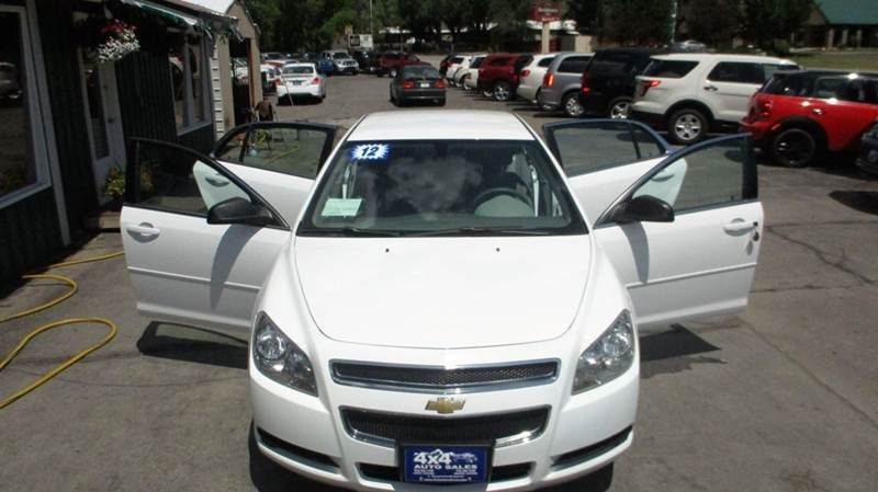 2012 Chevrolet Malibu LS Fleet 4dr Sedan - Cortez CO