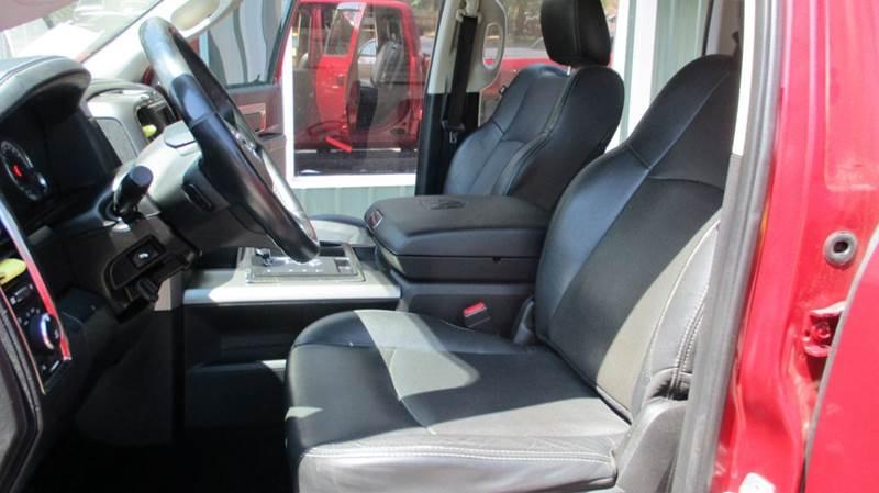 2013 RAM Ram Pickup 1500 4x4 Sport 4dr Crew Cab 5.5 ft. SB Pickup - Cortez CO