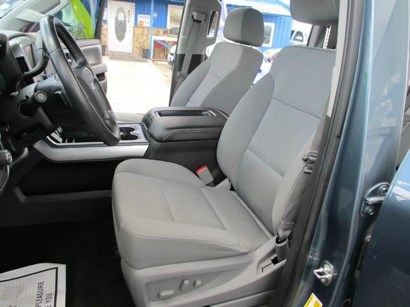 2014 Chevrolet Silverado 1500 4x4 LT 4dr Crew Cab 5.8 ft. SB - Cortez CO