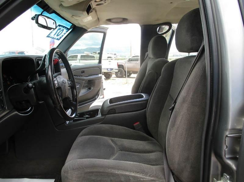 2007 Chevrolet Silverado 2500HD Classic LT1 4dr Crew Cab 4WD LB - Cortez CO