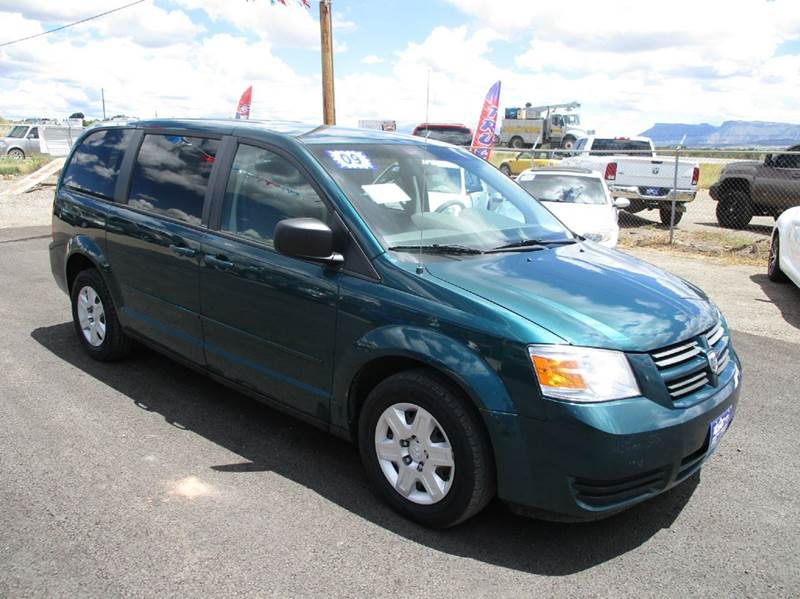 2009 Dodge Grand Caravan SE 4dr Mini-Van - Cortez CO