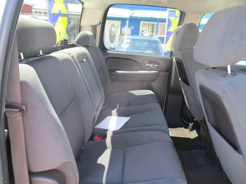 2009 GMC Sierra 1500 4x4 SLE 4dr Crew Cab 5.8 ft. SB - Cortez CO