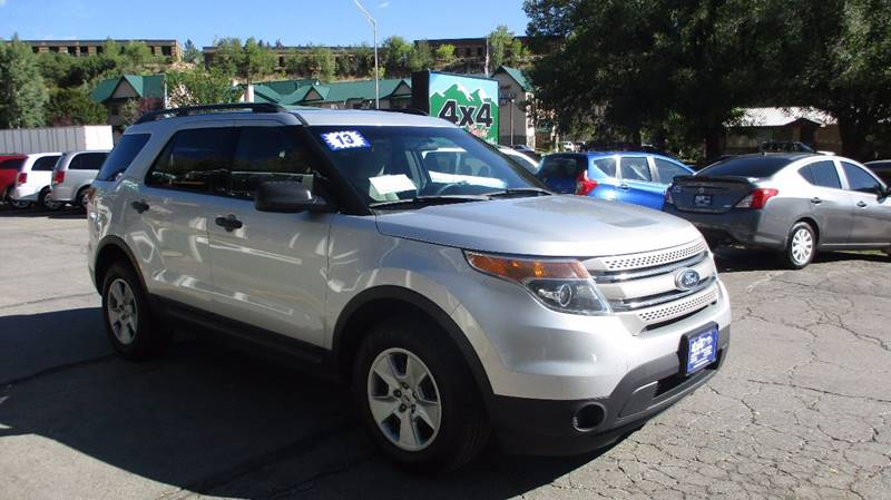 2013 Ford Explorer AWD 4dr SUV - Cortez CO