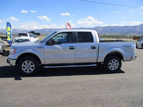 2013 Ford F-150 for sale in Cortez, CO