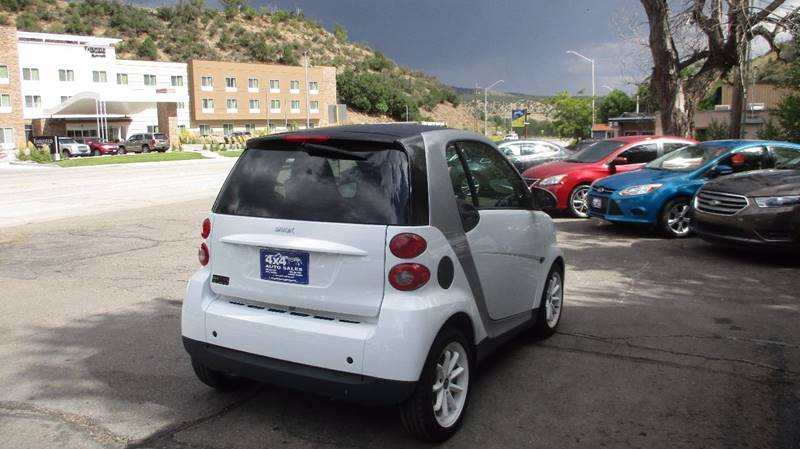 2008 Smart fortwo passion 2dr Hatchback - Cortez CO