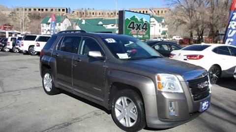 2011 GMC Terrain for sale at 4X4 Auto Sales in Durango CO
