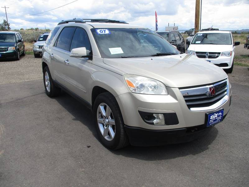 2007 Saturn Outlook for sale at 4X4 Auto Sales in Durango CO