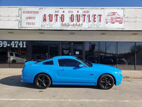 2013 Ford Mustang for sale in Des Moines, IA