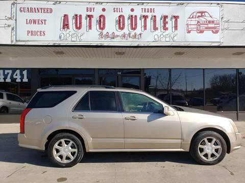 2005 Cadillac SRX for sale in Des Moines, IA