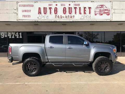 2018 GMC Canyon for sale in Des Moines, IA