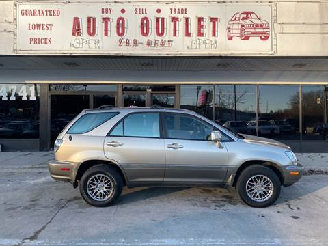 2002 Lexus RX 300 for sale in Des Moines, IA