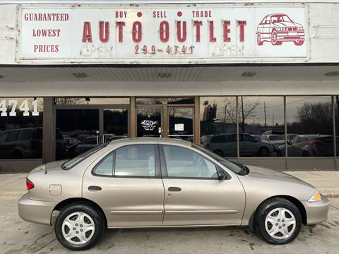2000 Chevrolet Cavalier for sale in Des Moines, IA